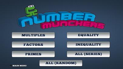Number Munchersのおすすめ画像2