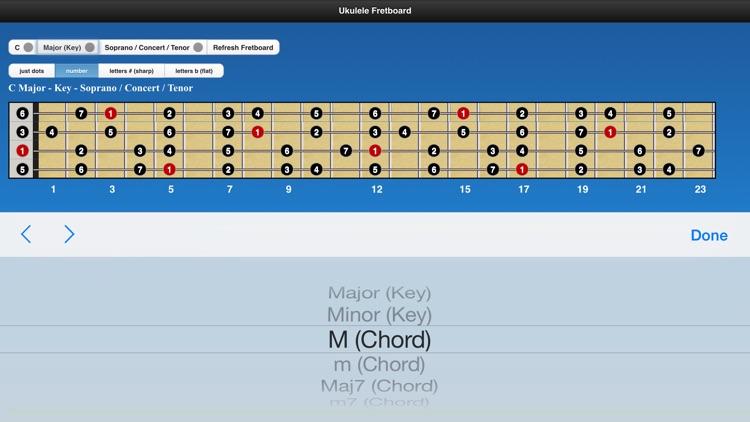 Ukulele Chords screenshot-4