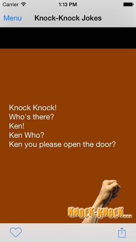 Knock Knock Jokes Online Game Hack And Cheat Gehack Com