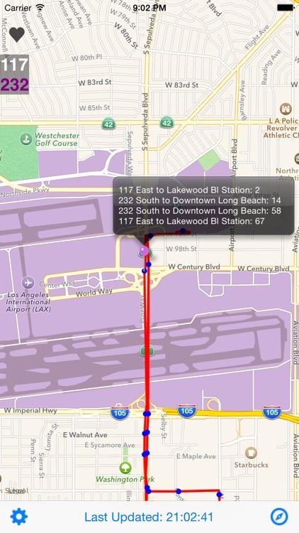 LA Next Bus screenshot-3