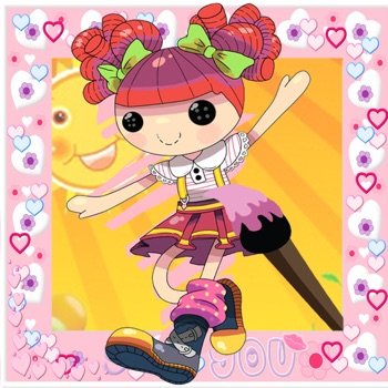 Kids Coloring Books for Lalaloopsy Edition