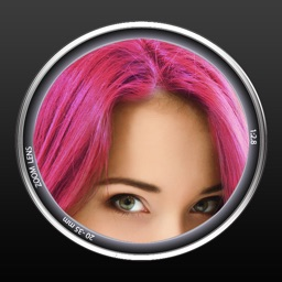 InstaHairColor - Hair Color Booth for Instagram