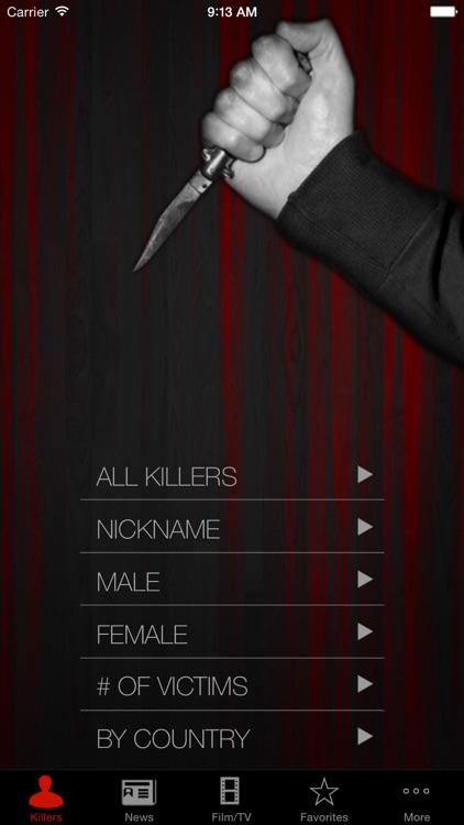 Serial Killer Murder Library screenshot-0
