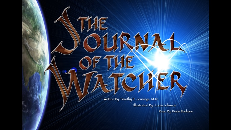 Journal of the Watcher