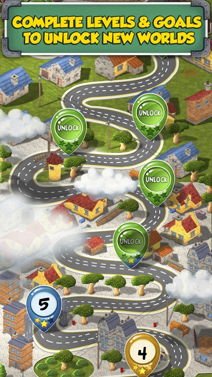 Road Surfers Dash - A Real Car Race Sim Endless Racing Rush Screenshot