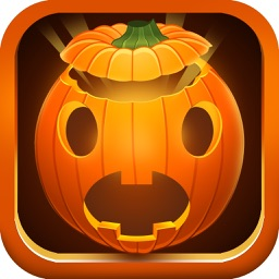 Halloween Pop the Lock - a spinny circle square game!