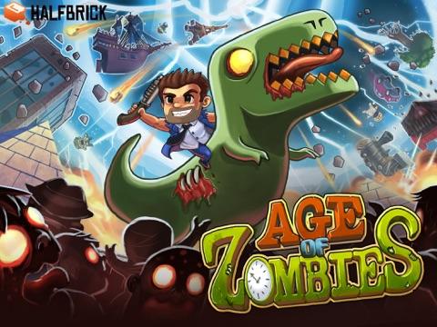 Age of Zombies™ на iPad