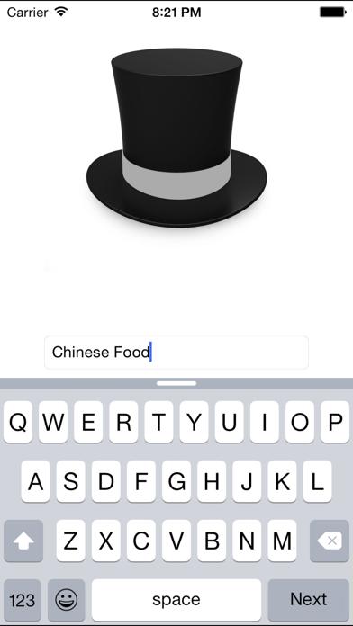 Magic Sorting Hat screenshot two