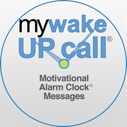 My Wake Up Call Motivational Alarm Clock