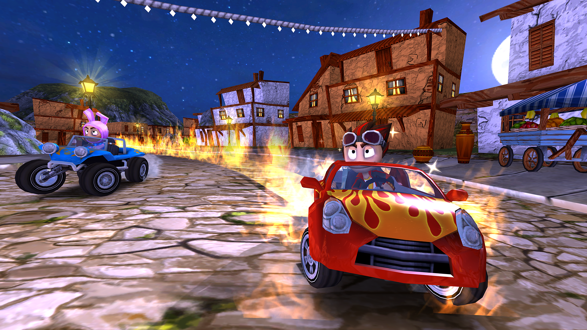 Beach Buggy Racing screenshot 11