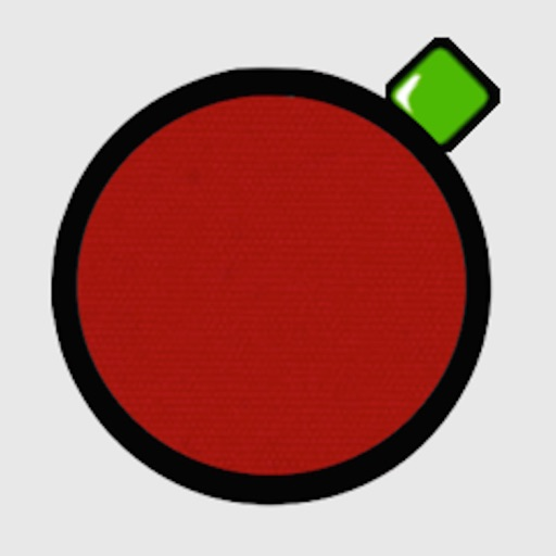 Red Bouncy Ball icon