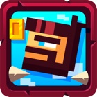 穴居人跳线 - 免费跳跃的孩子 icon