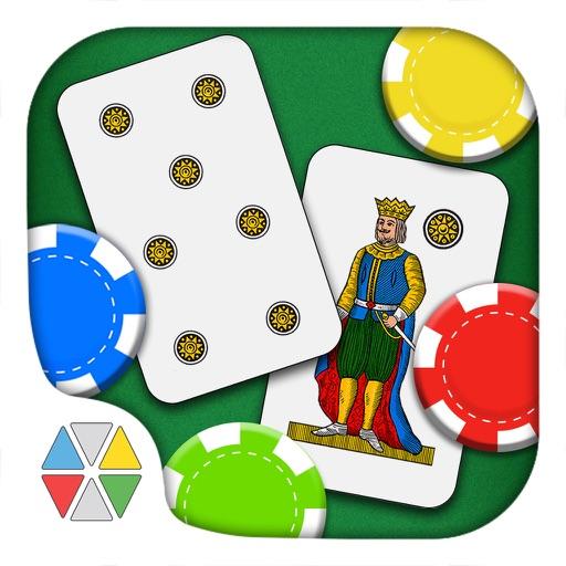 Sette e Mezzo Italiano iOS App