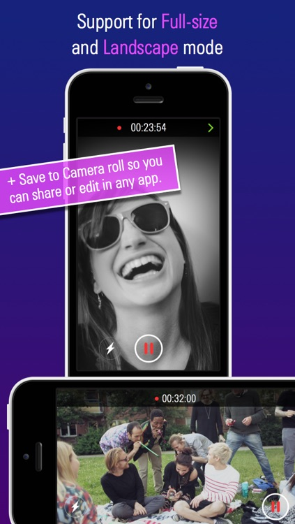Slomogram - Slow motion for Instagram video screenshot-4