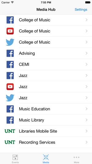 Unt College Of Music On The App Store