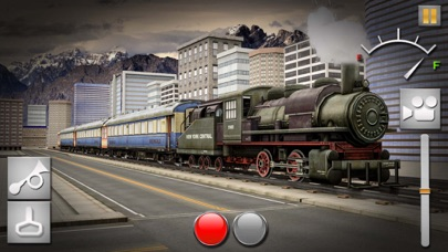 download Real Train Driving Simulator 3D - Express Rail Driver Parking Simulation Game apps 1