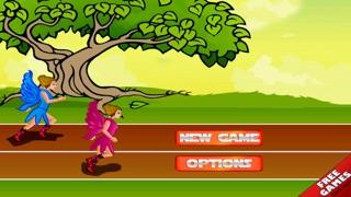 Fairy Games - School Track Meet Race screenshot three