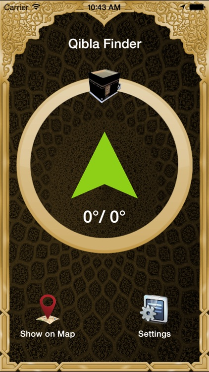 Qibla Finder Pro screenshot-0