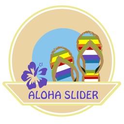 Aloha Slider - Unlock Brain Puzzle