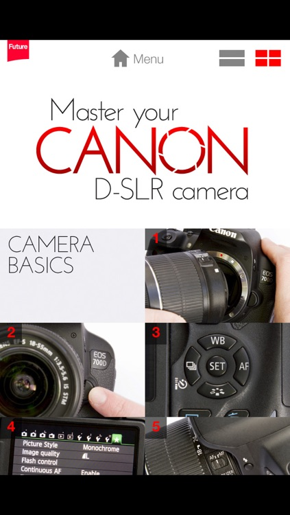 Master your Canon D-SLR camera – a beginner's video guide