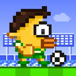 Tiny Soccer Player - Free 8-bit Pixel Retro Sports Games