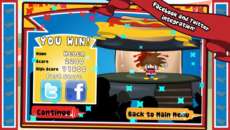 Hotdog Wars screenshot-1