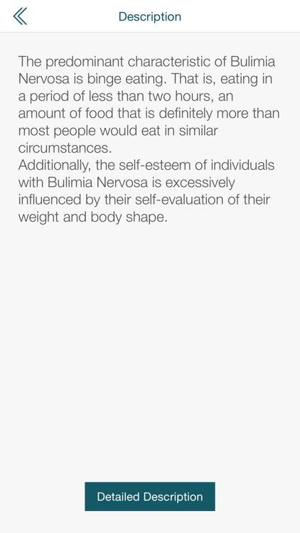 Anorexia Bulimia Binge Test screenshot-2