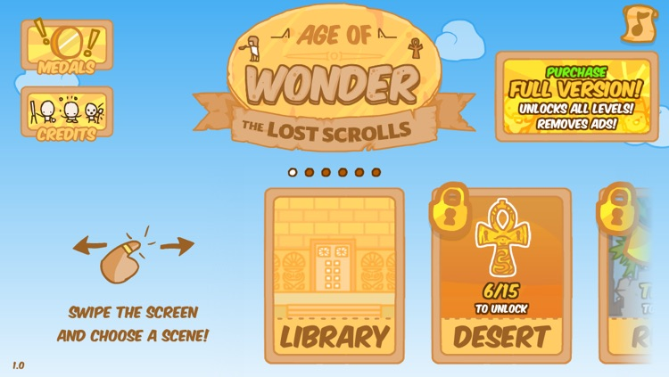 Age of Wonder - The Lost Scrolls