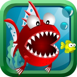 Jumpy Fishing - Addictive Eat Fishing Adventure in Deep Sea