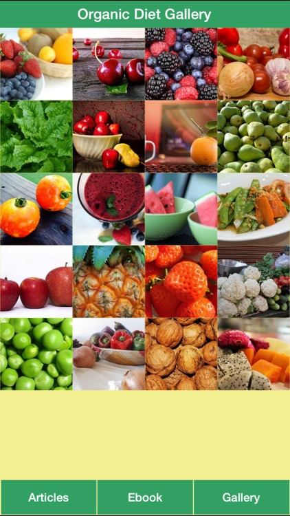 Organic Diet Guide - Have a Healthy & Fit By Eating Nutrition Food!