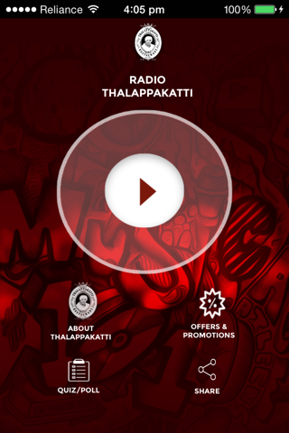 Radio Thalappakatti. - náhled