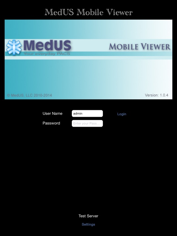 MedUS Mobile Viewer
