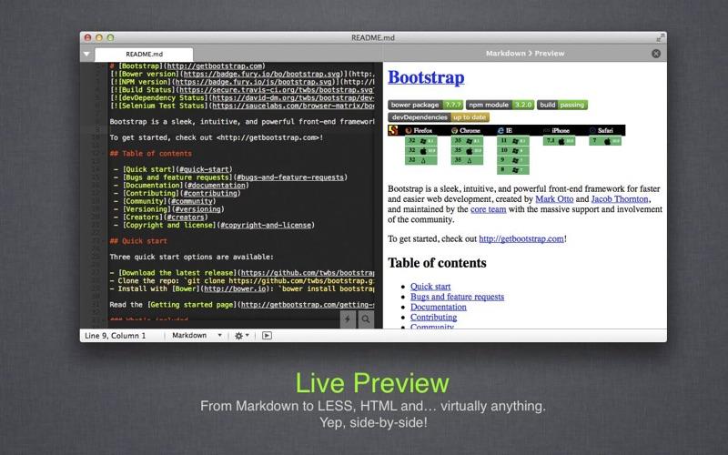Peppermint Screenshot