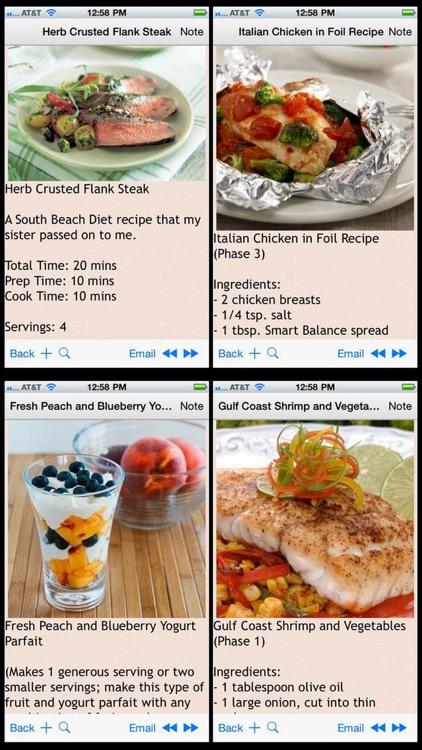 500 South Beach Recipes screenshot-4