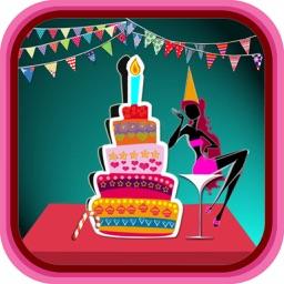 Princess Cake Maker & Decoration