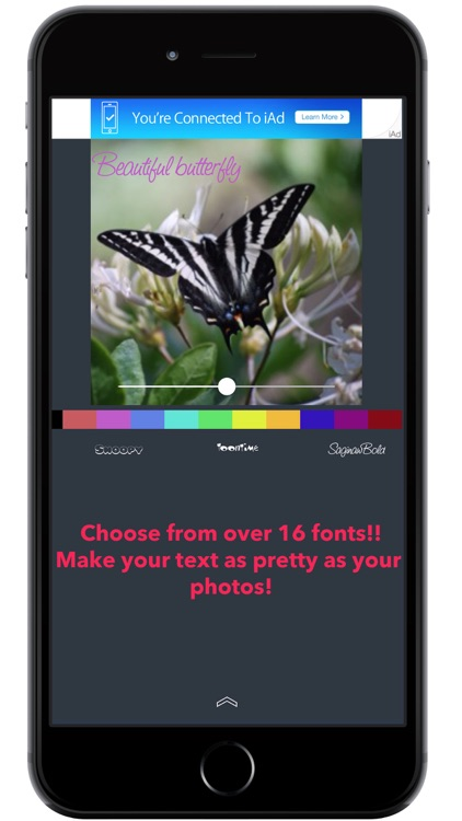 QuickPhotoTxt - add text to photos fast