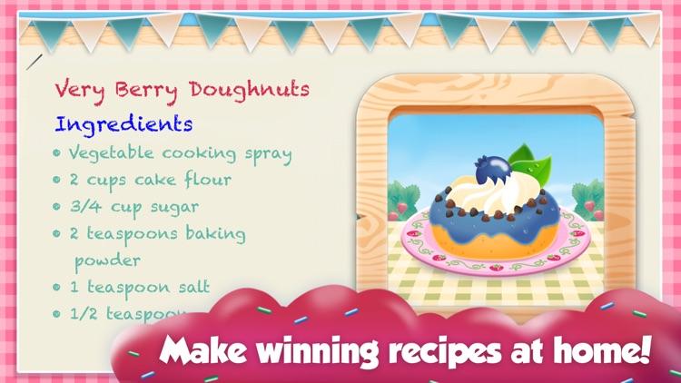 Strawberry Shortcake Food Fair screenshot-4