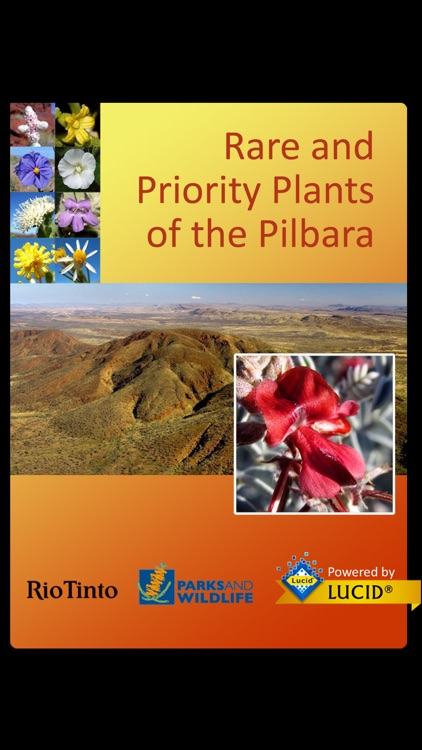 Rare and Priority Plants of the Pilbara