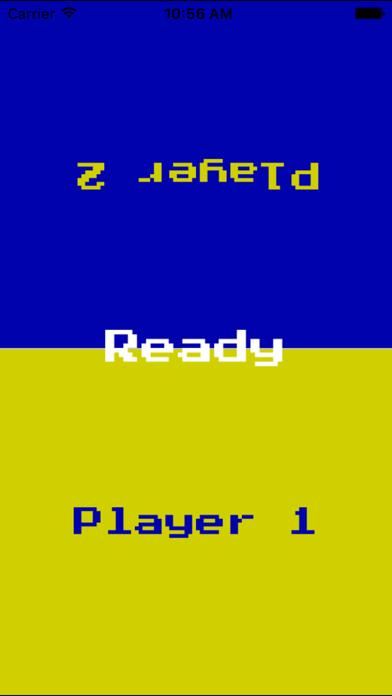 TapTapTapWar - Toque para ganar! Juego divertido de jugar con los amigos. 2 jugadores del juego!Captura de pantalla de2