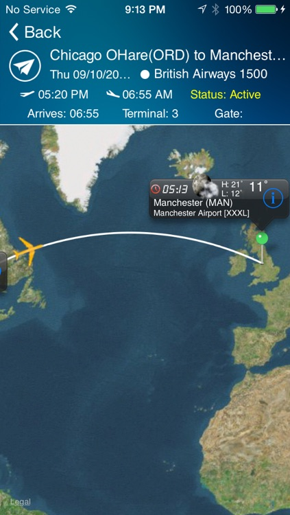 Manchester Airport Pro (MAN) +Flight Tracker Radar screenshot-0