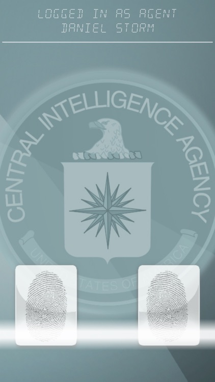 CIA Finger Scanner - Prank Your Friends