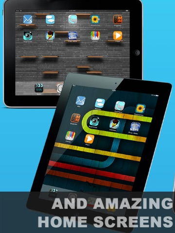 Deluxe Home Screens & Backgrounds-ipad-2