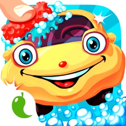 My Little Car Wash - The funny cars washing game for kids
