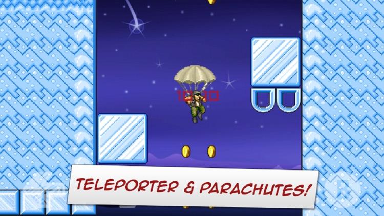 Commander Cool - 8-bit Retro Jump and Run screenshot-3