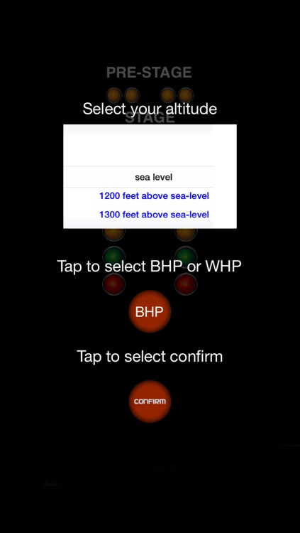 Drag Race Calculator screenshot-3