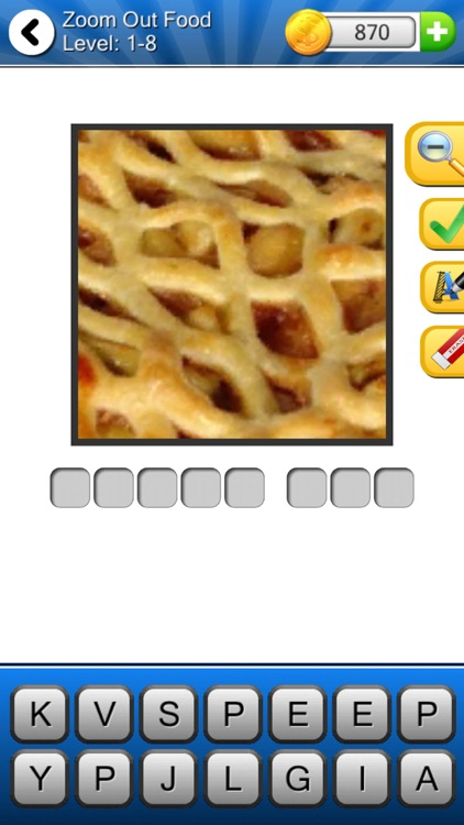 Zoom Out Food screenshot-4