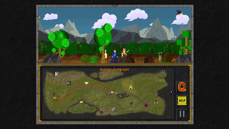 Pixel Heroes: Byte & Magic screenshot-1