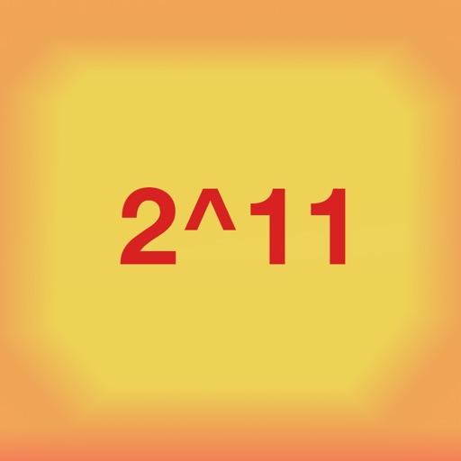 2^(11)
