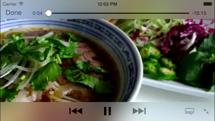 Famous Delicious Vietnamese Recipes With Cooking Video Instructions screenshot-3