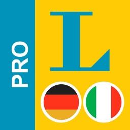 Italian <-> German Talking Dictionary Professional